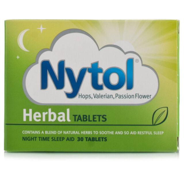 NYTOL HERBAL TABLETS - 30 TABLETS *