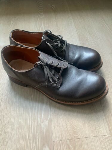 Red Wing Heritage oxford