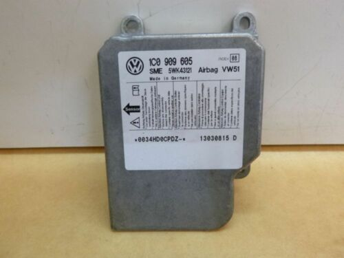 1U5 Steuergerät Airbag 1C0909605 SKODA OCTAVIA COMBI 1.9 TDI
