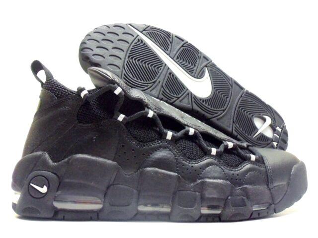 Nike Air More Money Uptempo Black