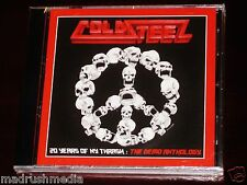 Cold Steel: 20 Years Of NY Thrash - The Demo Anthology CD 2012 Coldsteel SSR NEW