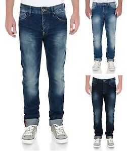 Image is loading Lee-Cooper-Fashion-Jeans-Men-s-New-Straight-