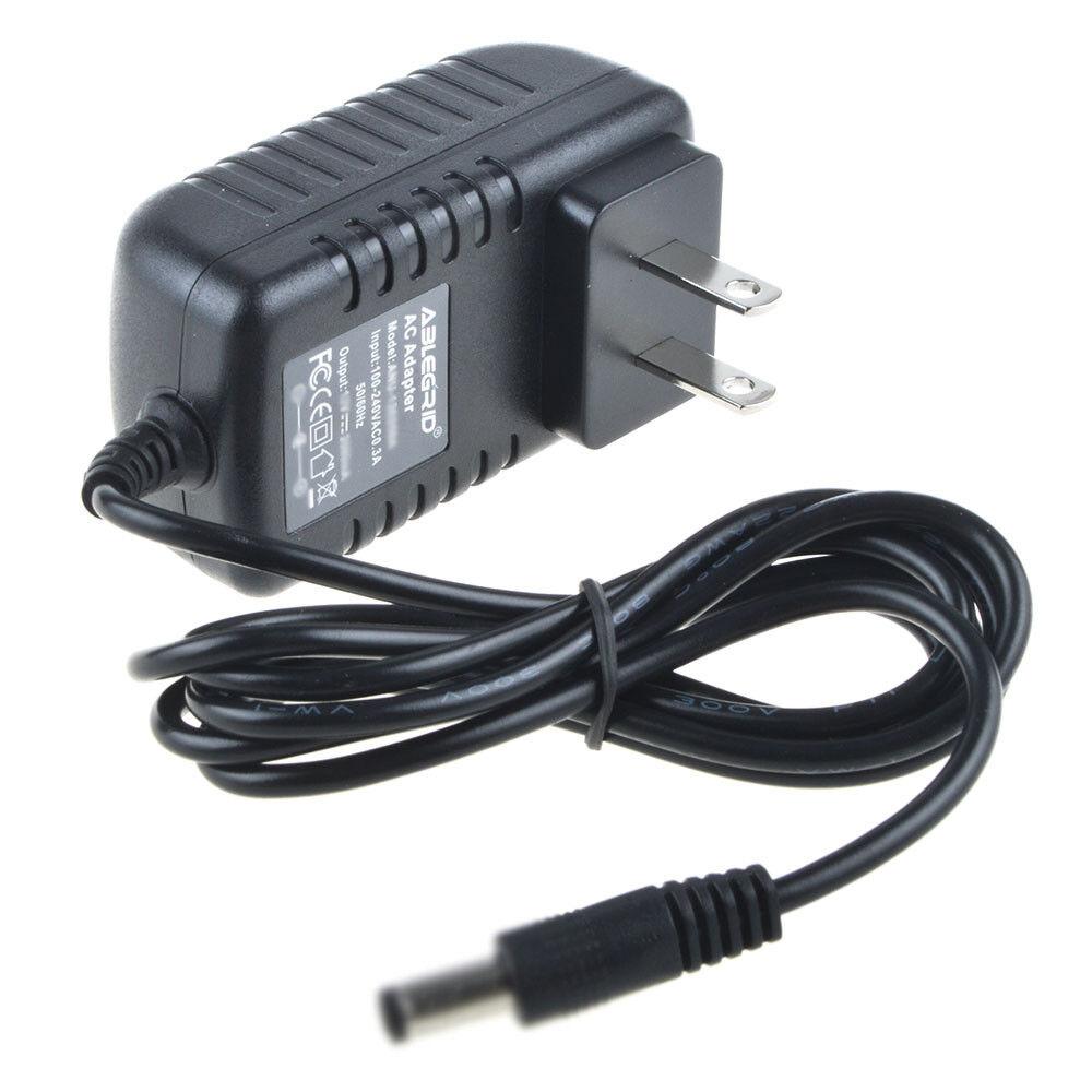 AC/DC Adapter For Zyllion ZMA-13-BK ZMA-13-BG Shiatsu Massage Pillow with Heat