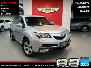 2010 Acura MDX ACCIDENT FREE I FINANCE I CERTIFIED ACCIDENT FREE I FINANCE I CERTIFIED