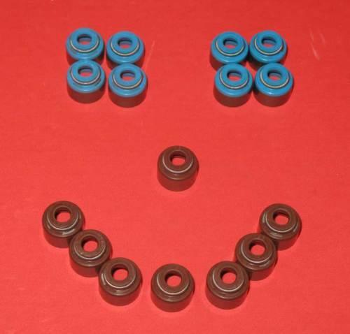 Exhaust Valve Seals Kit for Honda D15b D16a6 D16Y D16Z D17 Supertech Intake