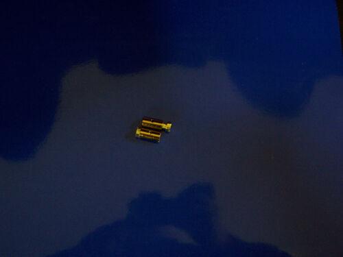 Trou 2,3 mm-Roller Tondeuse 2x schraubnippel d = 8x15mm-m6x10,0mm