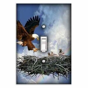 Eagle-039-s-Nest-Decorative-Single-Toggle-Light-Switch-Plate-Cover