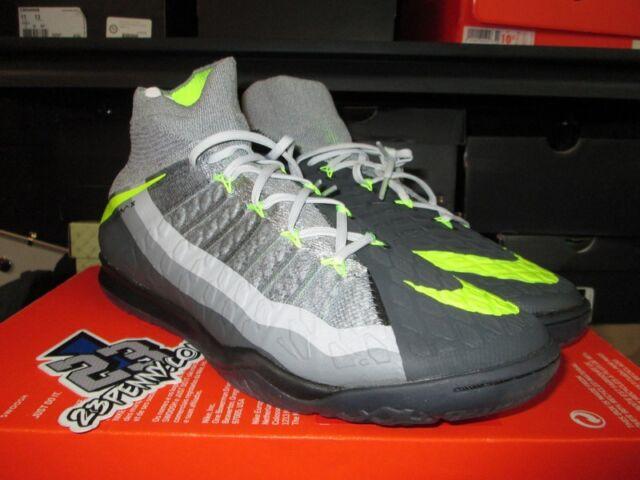 meet 52032 7f21f Nike Air Max 95 Neon Volt OG Black Grey Hypervenom X Proximo II IC Vapormax  9.5