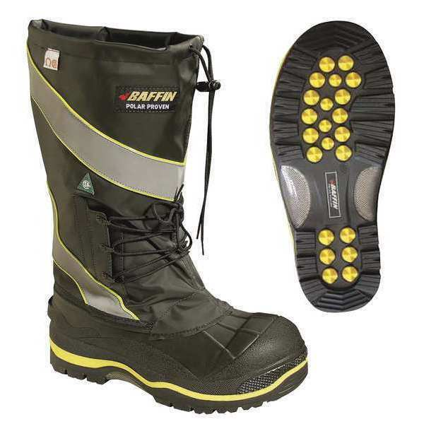 Pac Stiefel,Composite Toe,17In,12,PR BAFFIN POLAMP02