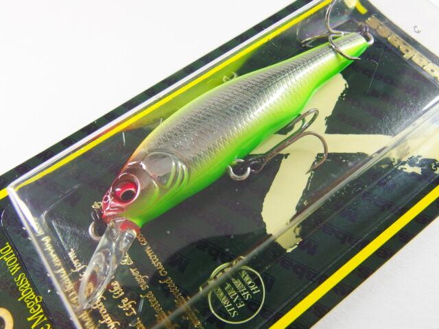 X-80 Jr 65.0mm 1//4oz #02 WAGIN SETSUKI AYU Megabass