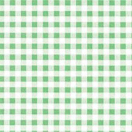 VERDE Chiaro Percalle Tessuto-carta inserzione Multi 500x750mm
