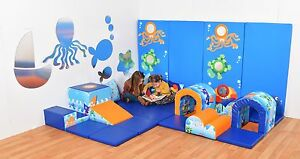 Soft Play for Nursery, Toddler Play Corner / Baby Room. (C1002) | eBay
