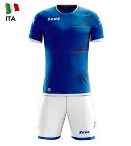 KIT-MUNDIAL-ZEUS-ITALIA-ITALY-CALCIO-VOLLEY-CALCETTO-DIVISE-handball