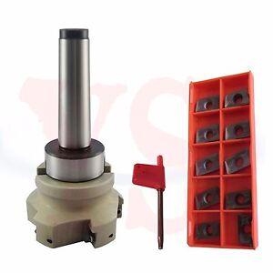 New-M16-MT4-400R-63-22-face-end-mill-10pcs-APMT1604-Carbide-inserts-CNC-mill