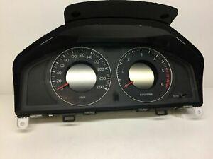 Volvo-S80-XC70-V70-Compteur-de-Vitesse-Instrument-Cluster-Km-H-31254535AA