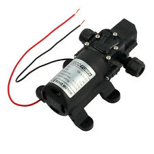 130psi High Pressure Water Pump Micro Diaphragm Dc 12v Max Self Priming 70w