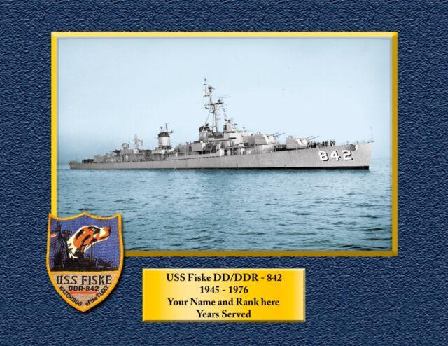 USS PAUL FF 1080 Street Sign us navy ship veteran sailor gift