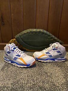 Progreso Brisa en general  Nike Air Trainer SC High Reverse Auburn Bo Jackson Shoes Size 9.5 302346  122 | eBay
