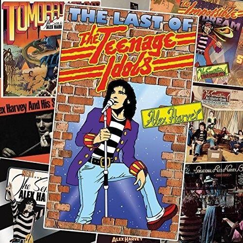 Alex Harvey - Last Of The Teenage Idols [New CD] UK - Import