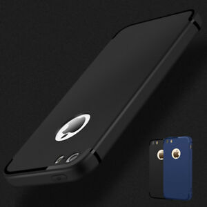 For-iPhone-5S-5-SE-Luxury-TPU-Ultra-Thin-Matte-Shockproof-Back-Case-Phone-Cover