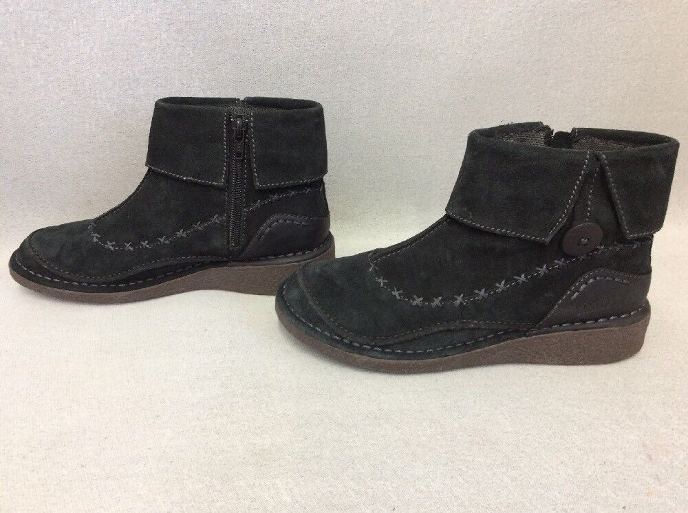 Eastland Heat Wave Womens Boots US 3062-19 Black, Size 6 US Boots 6f0964