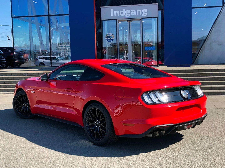 Ford Mustang 5,0 V8 GT Fastback aut. - billede 3