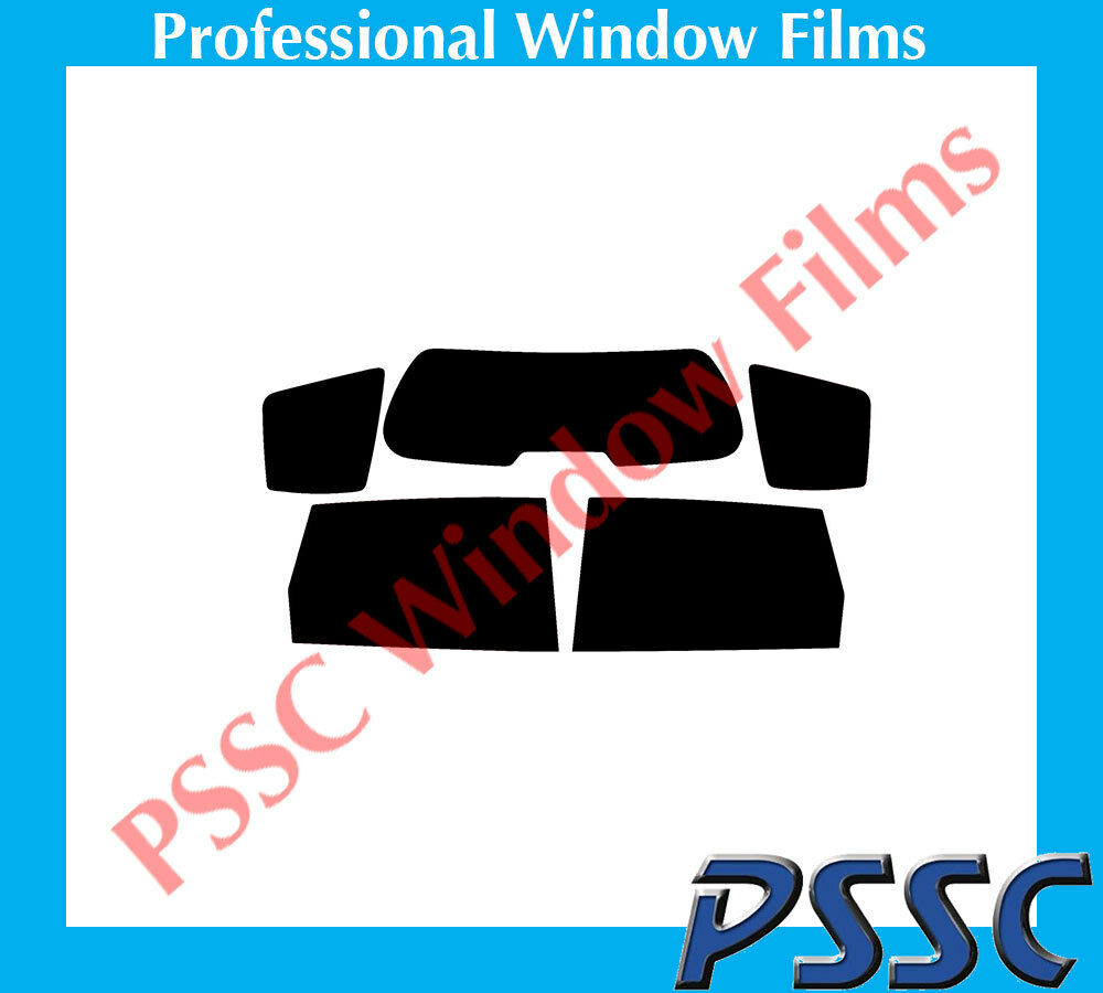 PSSC Pre Cut Rear Car Window Films - Kia Carens 2000 to 2006