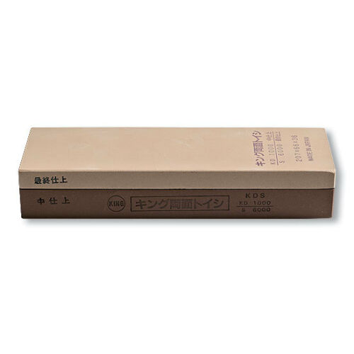 Japanese Combination Waterstone 1000//6000 207 x 66 x 36mm 1413