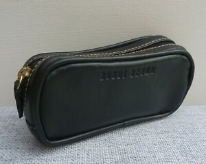 Details About Bobbi Brown Black Makeup Cosmetics Bag Small Size Brand New