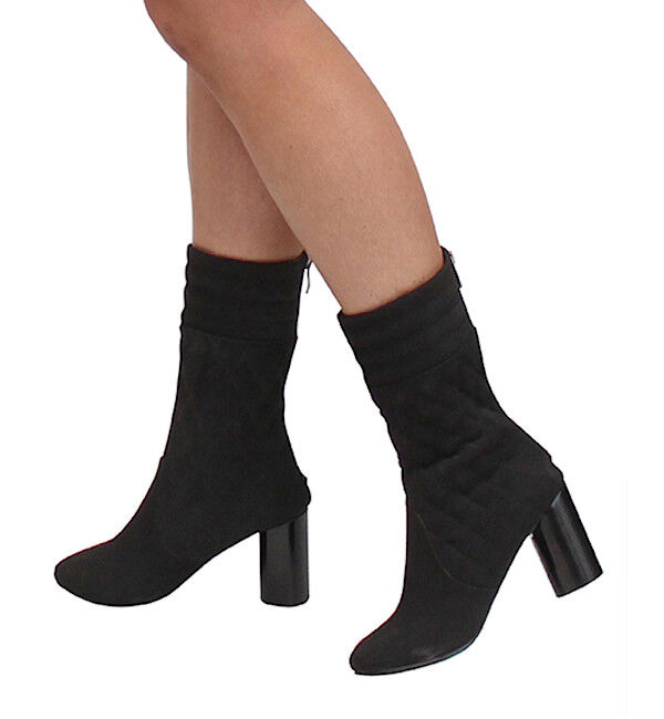 Cri de Coeur Marie Boot in Black Size 6.5, 7, 7.5 & 11 Available