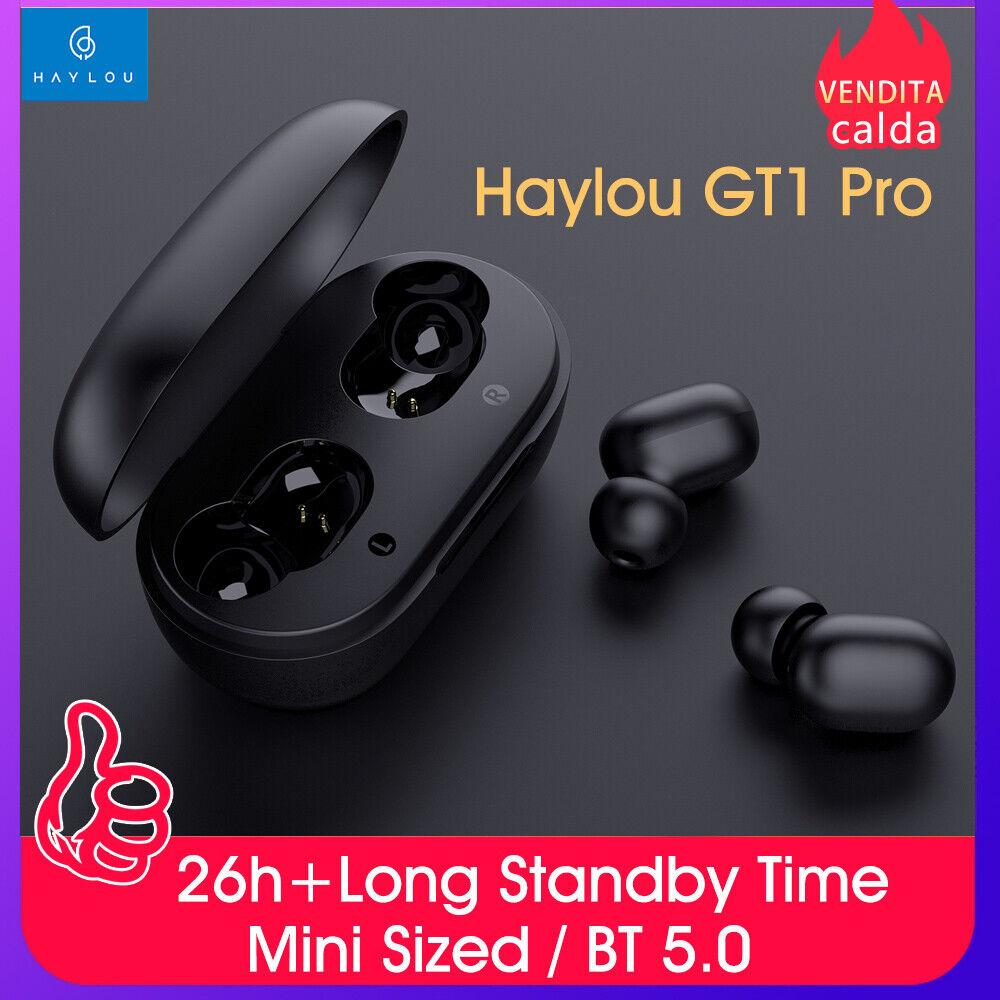 Xiaomi Haylou GT1 Pro TWS Bluetooth5.0 Earphones Touch Wireless Headset Earbud £14.43 @ eBay