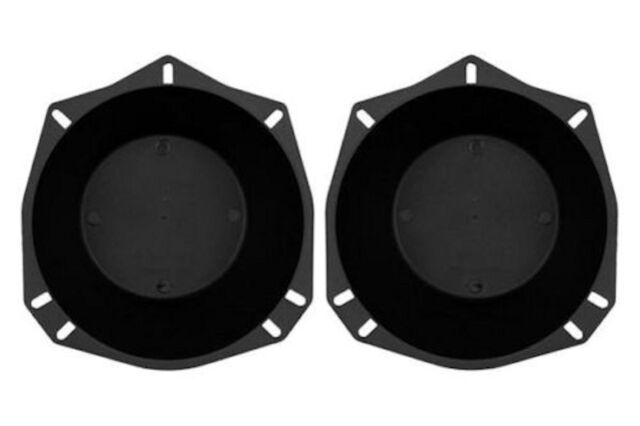 Metra 81 4300 Universal Speaker Baffles 5 1 4 6 2 Speakers ABS Plastic
