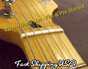 Piatto-intagliato-in-osso-chitarra-dado-adatto-a-Fender-Stratocaster-Strat-amp-More-molti-venduto