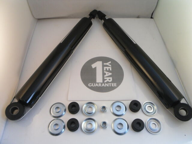 2 x Land Rover Discovery 1 90 110 130 Rear Shock Absorber Damper 1984-Onwards