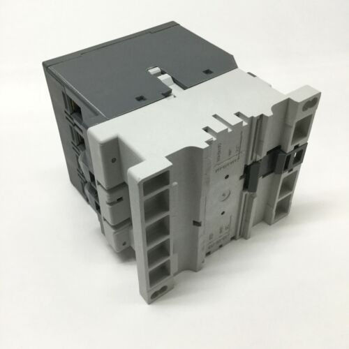 110-120VAC Coil ABB A45-40-00-84 Lighting Contactor 4-Pole NO 600VAC 60A