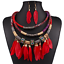 Fashion-Bohemia-Women-Jewelry-Pendant-Choker-Crystal-Chunky-Statement-Necklace thumbnail 90