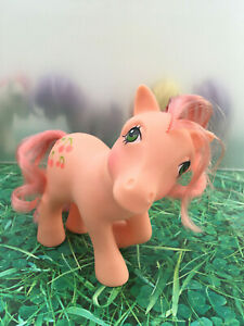 My-Little-Pony-G1-Cherries-Jubilee-Vintage-Toy-Hasbro-1984-Collectible-MLP-VGC