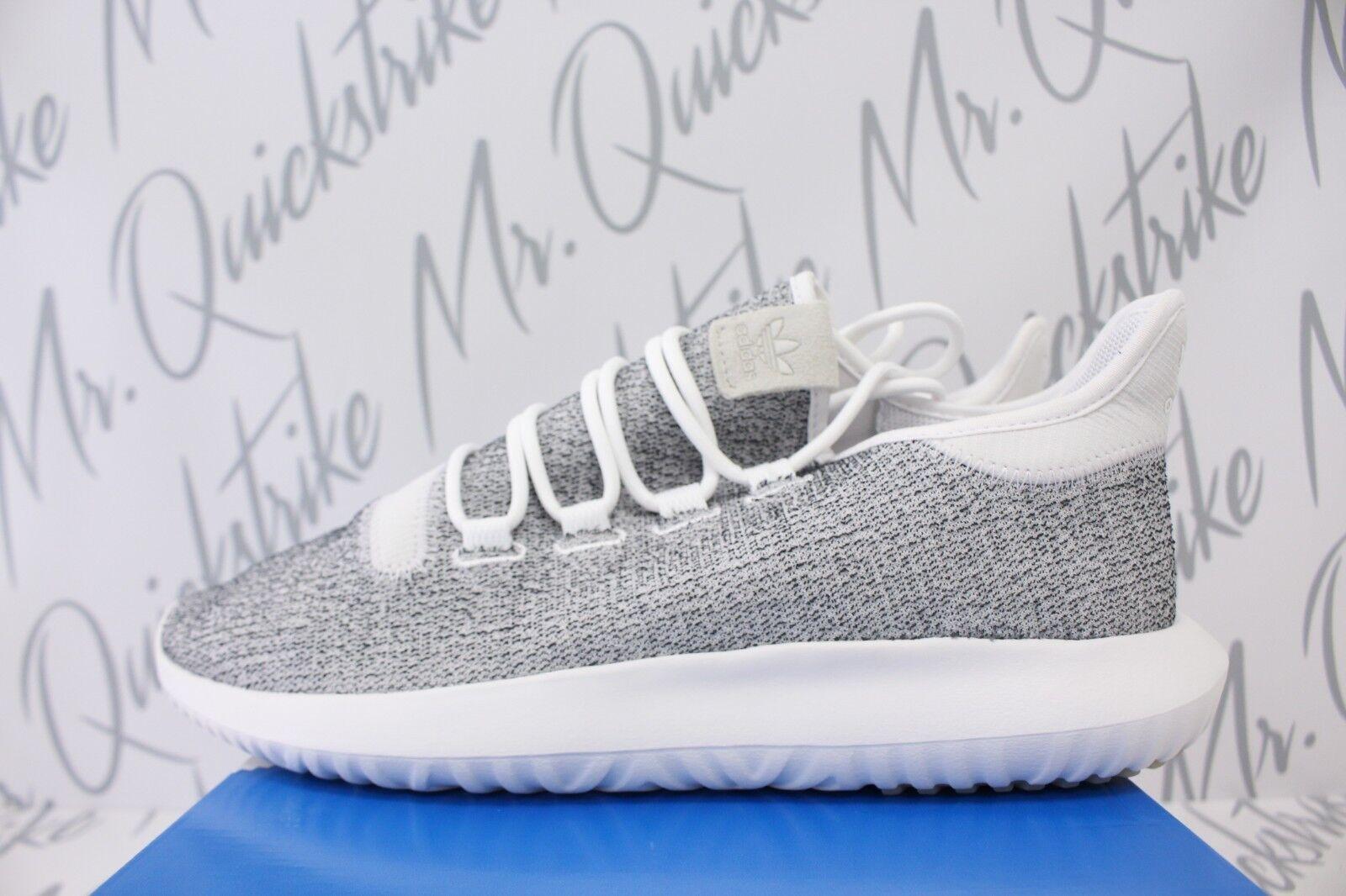 Adidas Originales sombra tubular talle 11.5 blancoo gris blancoo CQ0928