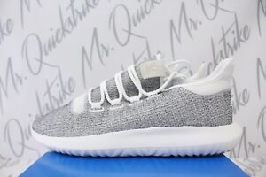 Adidas originali tubulare ombra sz 10 bianco grigio bianco cq0928 ebay