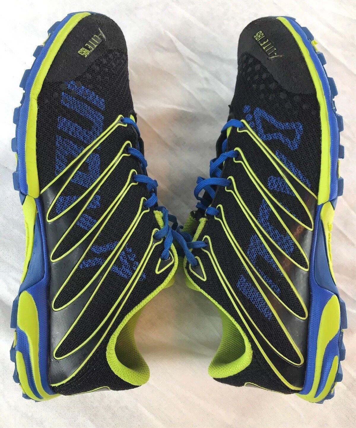 INOV-8 F-Lite 195 Performance Athletic Cross Training shoes Men 7 Women 8.5