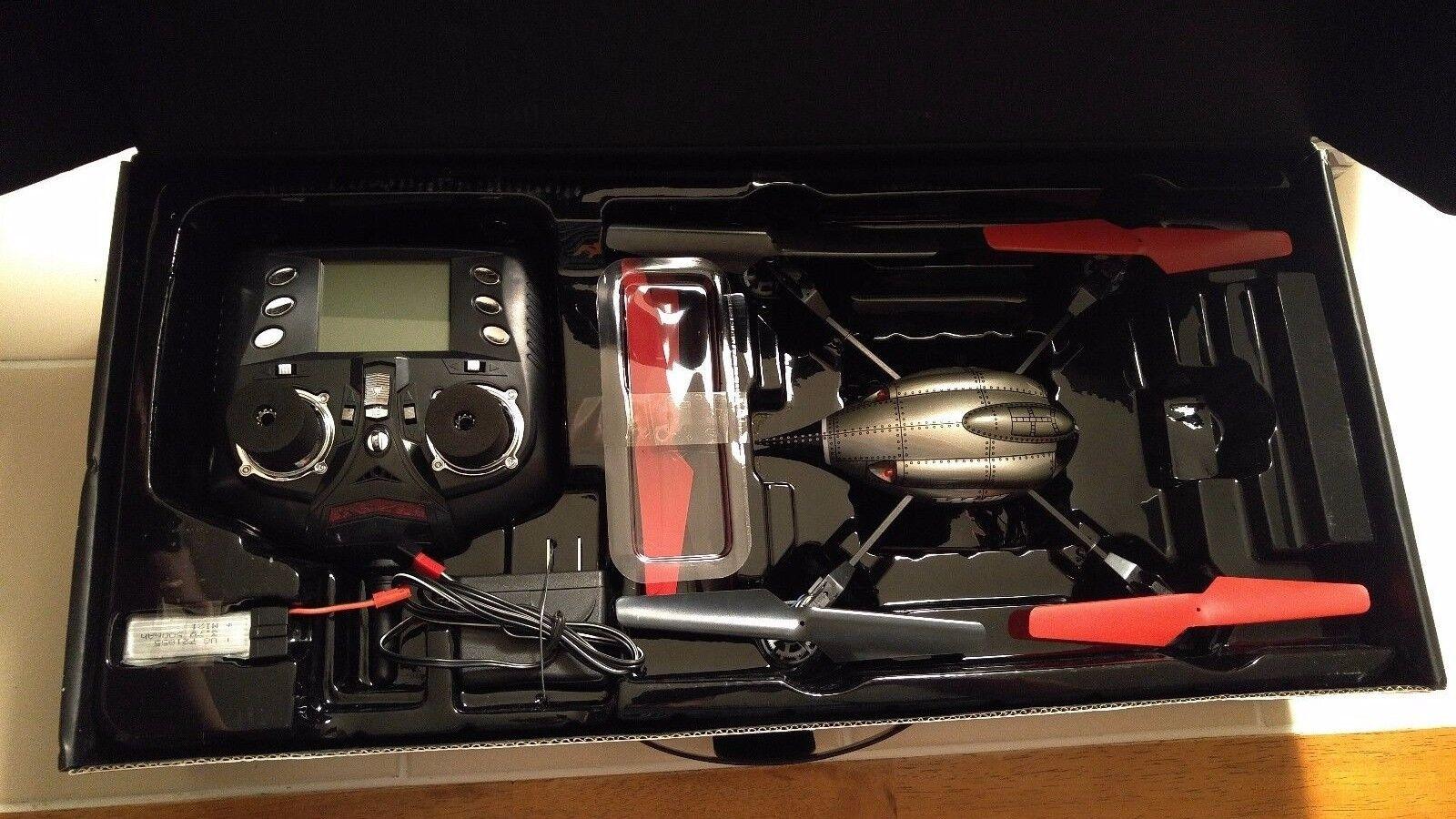5.1  WLtoys V959 4-Axis 4 CH RC Quad copter Camera Lights Gyro 2.4G Drone HG59
