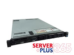 Dell-PowerEdge-R620-8Bay-Server-2x-2-2GHz-8-Core-E5-2660-256GB-4x-Trays-H710