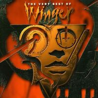 Winger - Very Best Of [new Cd] on Sale