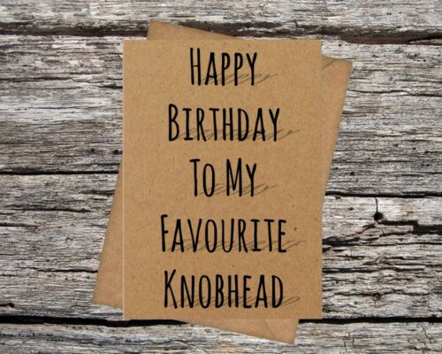 NT Card recyclés Shadow 5 Design Offensive//RUDE Happy Birthday to My Favourite C