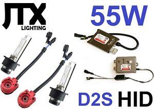 D2S JTX HID Kit 55W JTX