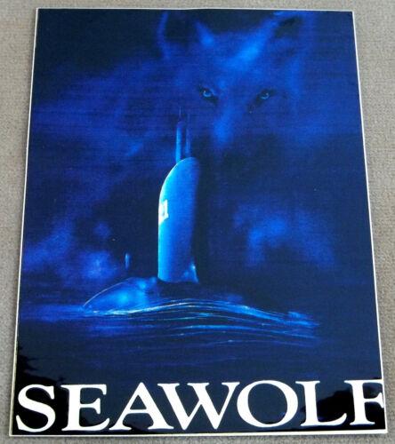 SS197 Sticker SSN 575 USS Seawolf SSN 21 US Navy Decal