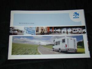 Knaus Reisemobile prospekt/brochure 2006 - Czestochowa, Polska - Knaus Reisemobile prospekt/brochure 2006 - Czestochowa, Polska