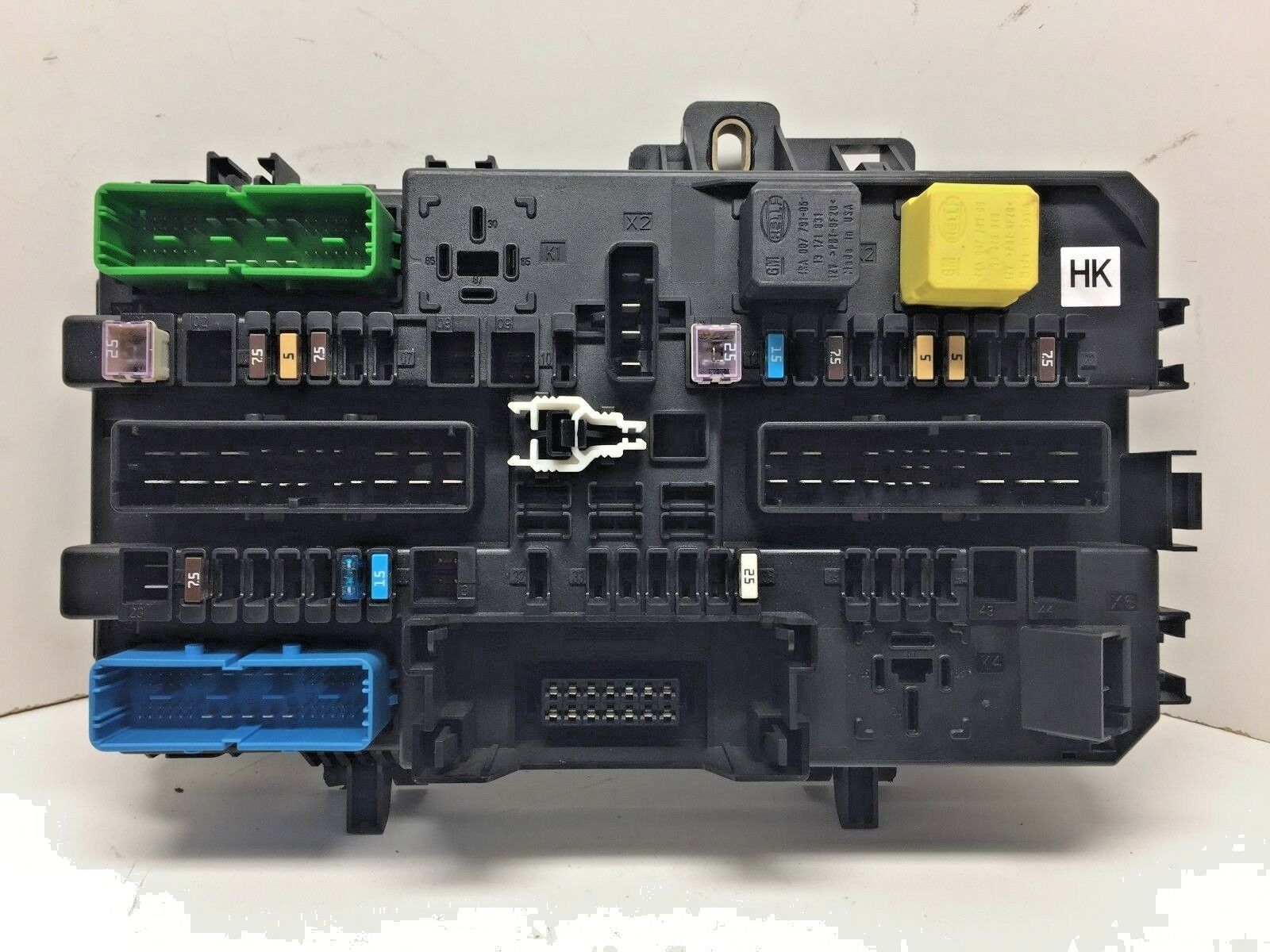 Central Locking Unit Vauxhall Astra H 13206762 Hk 16i Twinport 77kw Fuse Box 2006 Norton Secured Powered By Verisign