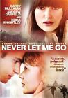 Never Let Me Go 0024543714262 With Keira Knightley DVD Region 1