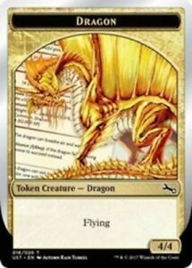 FOIL Clue Token NM Unstable MTG Magic The Gathering English Card